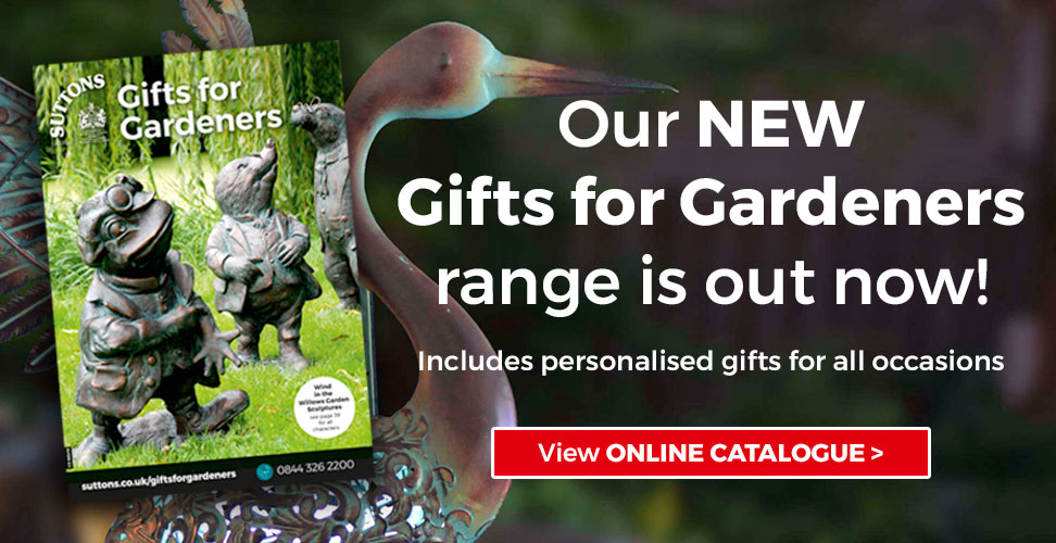New Gifts for Gardeners Catalogue