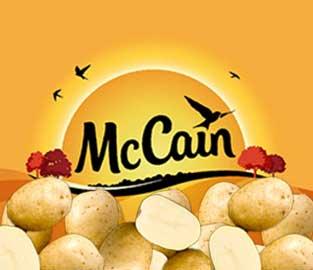 New McCains Potato Range