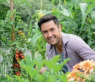 View our exciting new grafted Veg range by James Wong