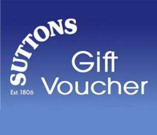 Suttons Gift Vouchers