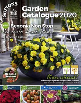 Suttons Jan 2020 Catalogue Cover