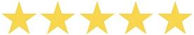 customer 5-star-rating