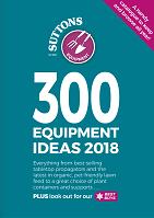 suttons garden equipment catalogue