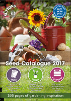 suttons 2017 seed catalogue