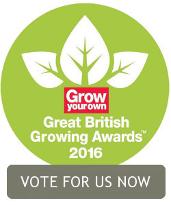 grow your own awards 2016 vote suttons seeds
