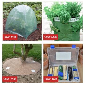 garden equipment clearance