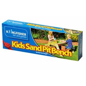 Kids Picnic Sand Pit - Save £20