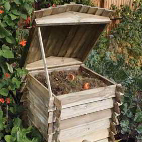 Compost Bins and Composters