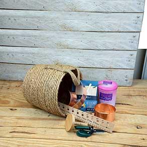 Create Your Own Garden Hamper