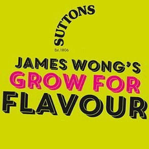 James Wong Grow For Flavour Seeds