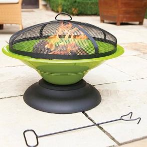 Moda Enamelled Firepit - Save £20