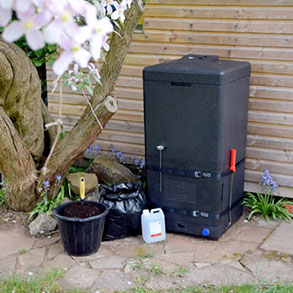 Hotbin Composters - Save £20
