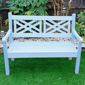 Salcombe 2 Seater & 3 Seater Zero Maintenance Bench for £550