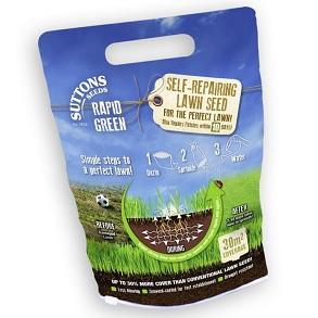 Rapid Green Grass Seed