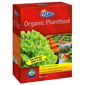 Viano Plant Feeds - 3 for £36
