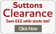 Suttons Seeds Clearance
