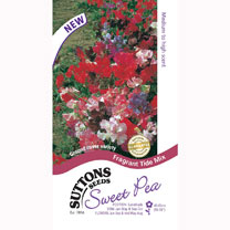 Sweet Pea Seeds - Fragrant Tide Mix