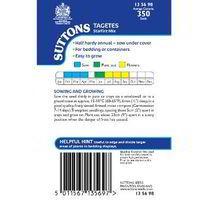 Tagetes tenuifolia Seeds - Starfire Mix