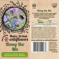 Honeybee Mix Seeds