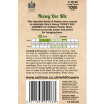 Honeybee Mix Seeds