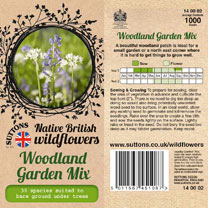 Woodland Garden Mix Seeds