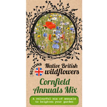 Cornfield Annuals Mix Seeds