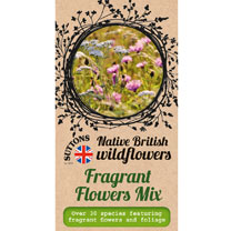 Fragrant Flowers Mix Seeds