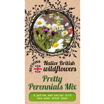 Pretty Perennials Mix Seeds