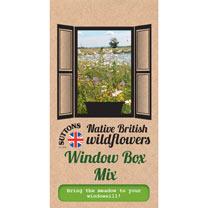 Wildflower Mix Seeds - Window Box