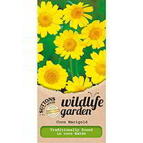 Wildlife Garden Seeds - Corn Marigold