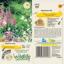 Wildlife Seeds - Shady Area Mix