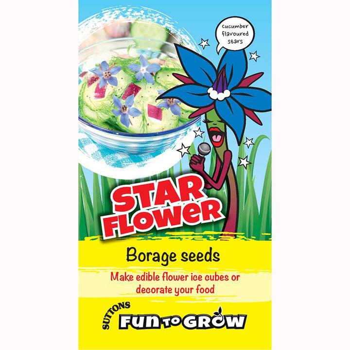 Borage Seeds - Star Flower