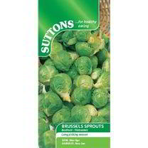 Brussels Sprout Seeds - Bedford-Fillbasket