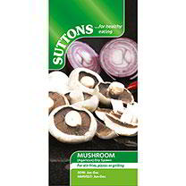 Mushroom Dry Spawn