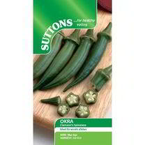 Okra Seeds - Clemsons Spineless