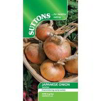 Onion Seeds - Senshyu Semi-Globe Yellow