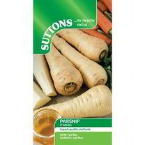 Parsnip Seeds - F1 Albion