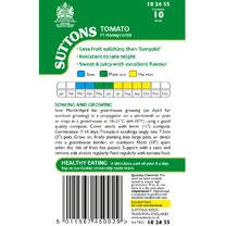 Tomato Seeds - F1 Honeycomb