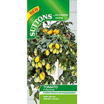 Tomato Seeds - F1 Peardrops