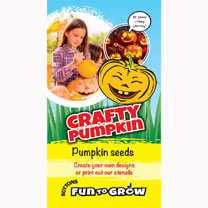 Pumpkin Seeds - Crafty Pumpkin (Hundredweight)