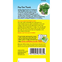Pea Seeds - Mini Muncher (Tom Thumb)