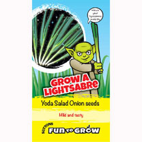 Onion Seeds - Grow A Lightsabre (F1 Yoda)