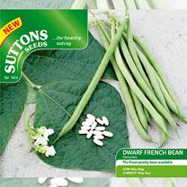 Bean (Dwarf French) Seeds - Compass