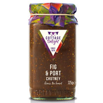 Fig Standard complete with FREE Fig & Port Chutney