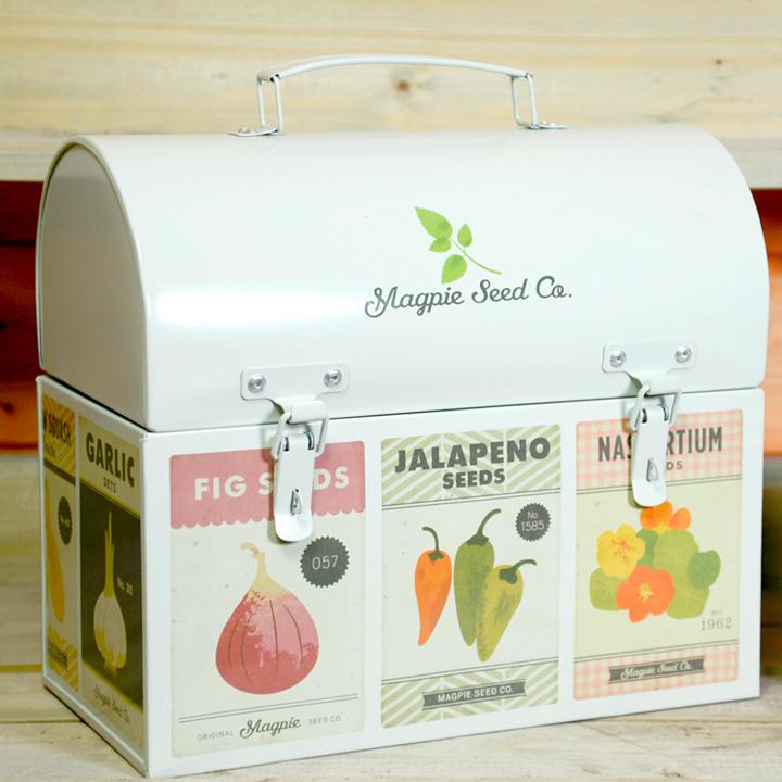 Roots & Shoots - Storage Box