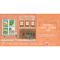 Jigsaw 1000 Pieces - Covent Garden Shop