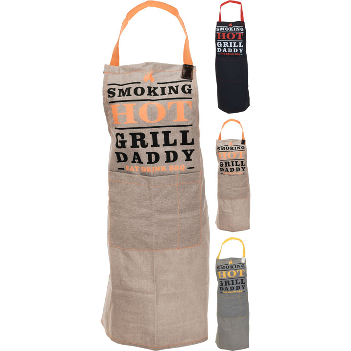 BBQ Aprons - Assorted Designs