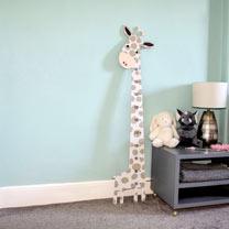 Giraffe Measuring Board