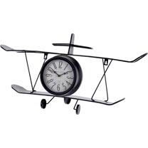 Plane Clock and Shelf
