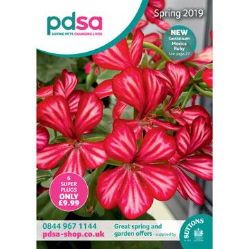 Order your PDSA Charity Gift Catalogue f - PDSA